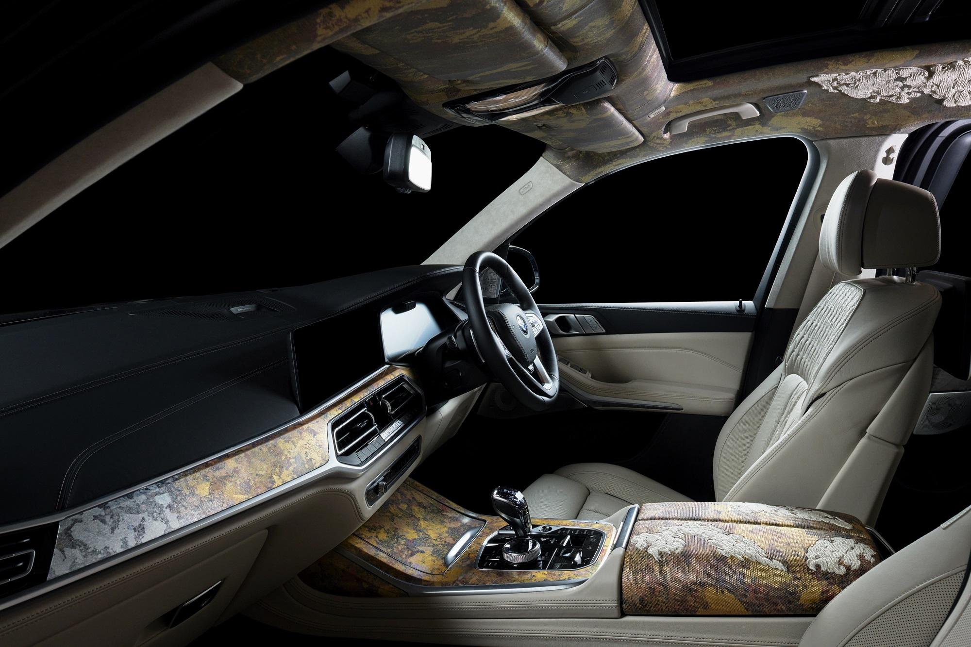 BMW X7 NISHIJIN EDITION.