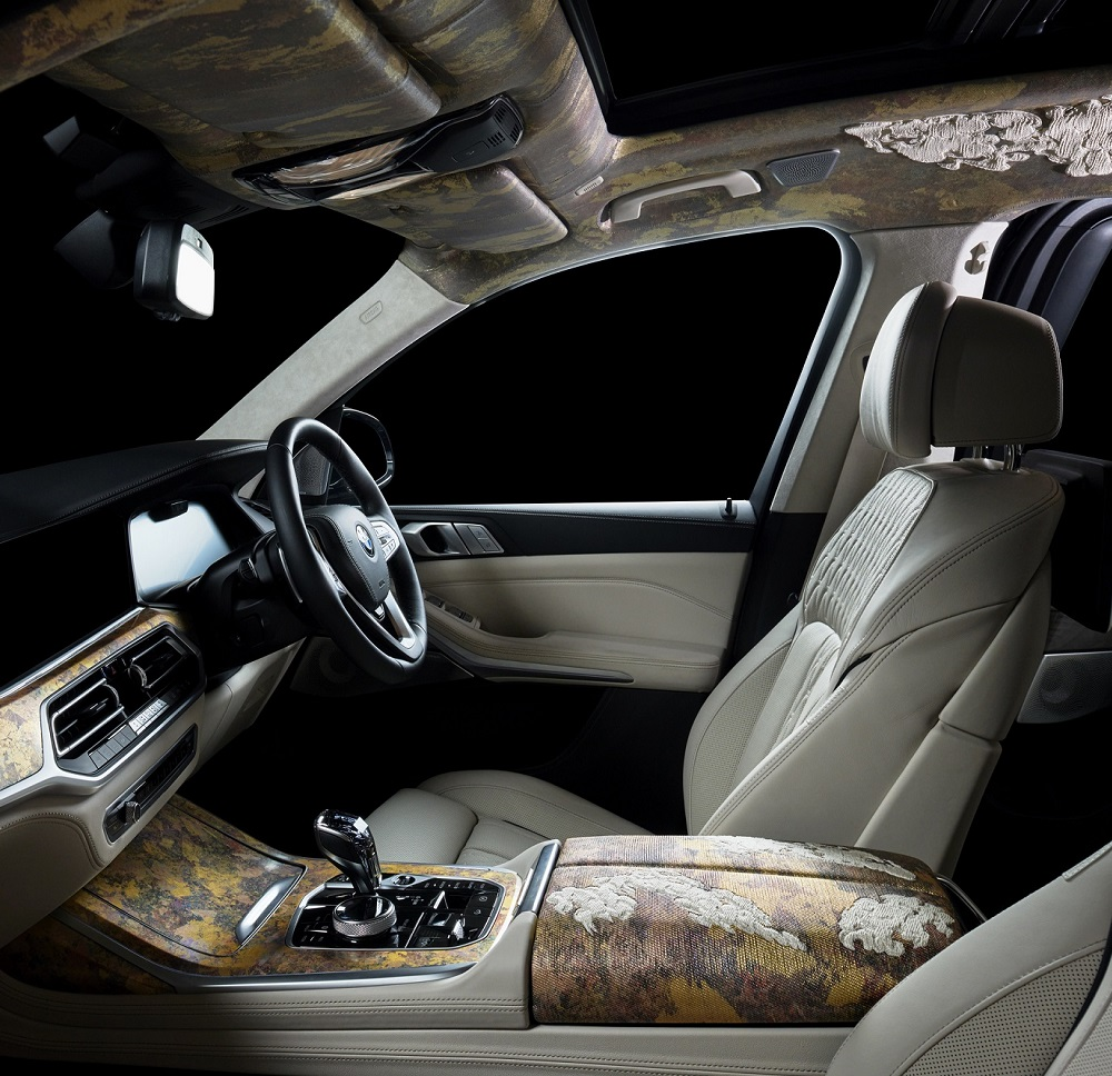 BMW NISHIJIN EDITION.