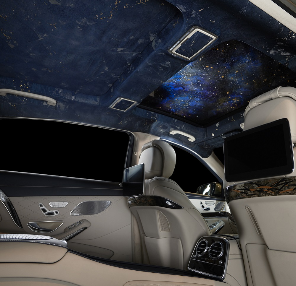 The Mercedes-Maybach S-Class