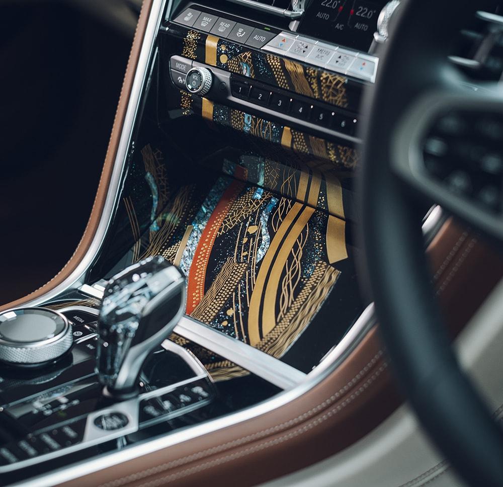 BMW8シリーズグランクーペKYOTO EDITION.