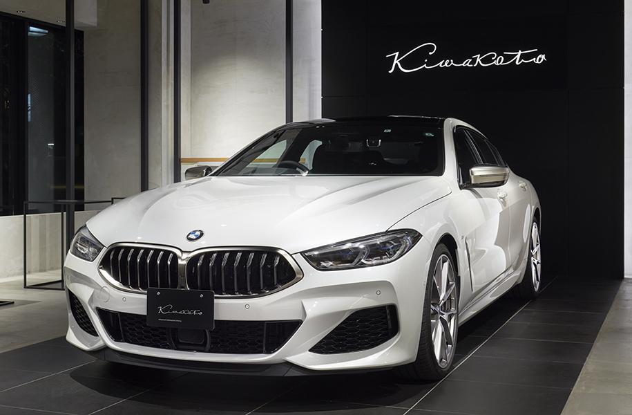 BMW8シリーズ グランクーペ